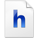 HuC Header File